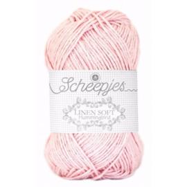 Scheepjes Linen Soft 50gr - Licht Roze