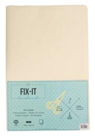 Patroonpapier 1 m x 1,5 m (10 bladeren)