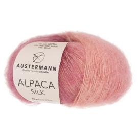 Alpaca Silk - Rosenquarz