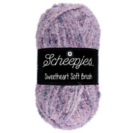 Sweetheart Soft Brush 100gr  - 533 Paars, roze