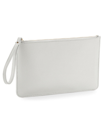Boutique Accessory Pouch - soft grey