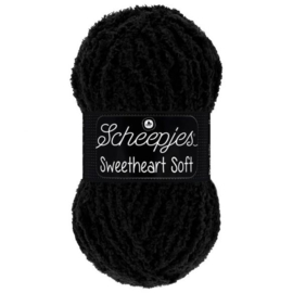 Sweetheart Soft - 004 Zwart