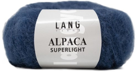 Alpaca Superlight - 0035 Blue