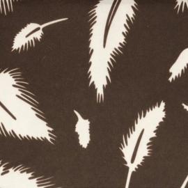 Bladeren - polyester