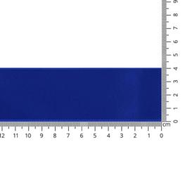 Satijnlint luxe - 40mm - donkerblauw