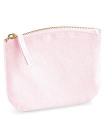 Organic Spring Purse - Pastel Pink