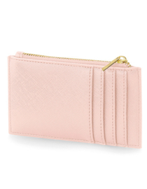 Boutique Card Holder -  soft pink