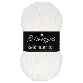 Sweetheart Soft - 001 Wit