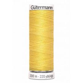 327 Warm geel