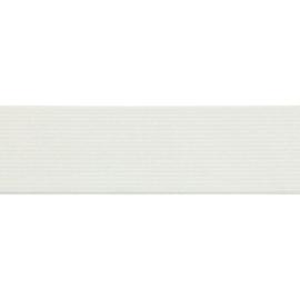 Ceintuurelastiek 40mm - Wit