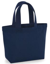 Organic Marina Mini Bag - Navy