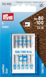 Machinenaald Leer n° 80-100 (Prym)
