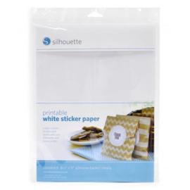 Printbare Witte Stickervellen