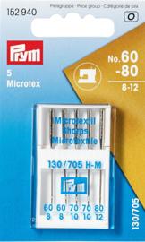 Machinenaald Microtextiel n° 60-80 (Prym)