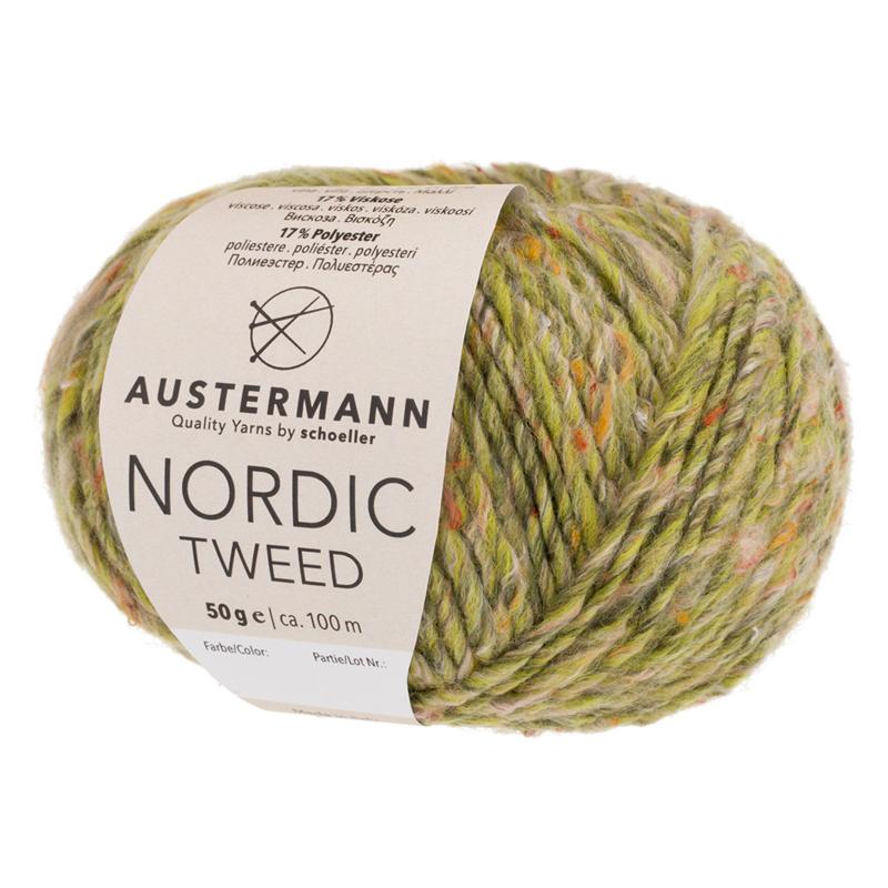 Nordic Tweed - Groen