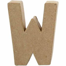 Letter W - 10 cm
