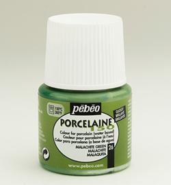 Pebeo porseleinverf - glossy - malachite 26