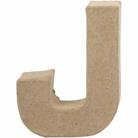 Letter J - 10 cm
