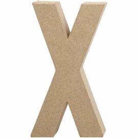 Letter X - 20 cm