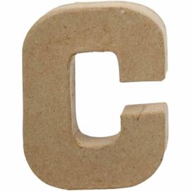 Letter C - 10 cm