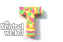 Knutselpakket Foam Clay - Leuke Letters - 4 / 8 / 12 personen