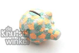 Knutselpakket Foam Clay - Vrolijke Varkens - 4 / 8 / 12 personen