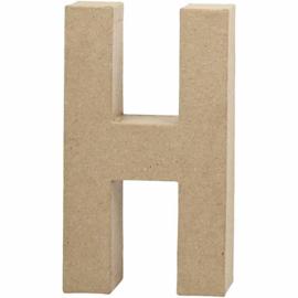 Letter H - 20 cm