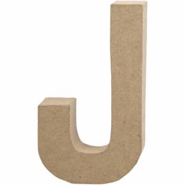 Letter J - 20 cm