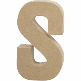 Letter S - 20 cm