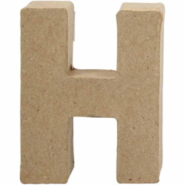 Letter H - 10 cm