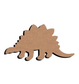 MDF Stegosaurus - klein