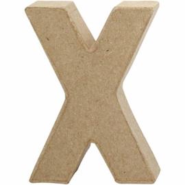 Letter X - 10 cm