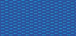 Lint - taft - blauw - 15mm - 10 meter