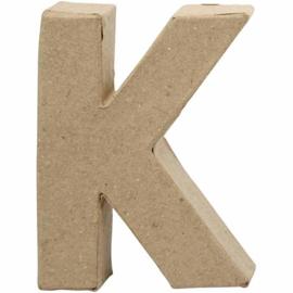 Letter K - 10 cm