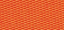 Lint - taft - oranje - 15mm - 10 meter