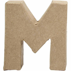 Letter M - 10 cm