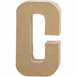 Letter C - 20 cm