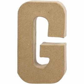 Letter G - 20 cm