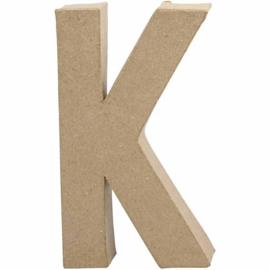 Letter K - 20 cm