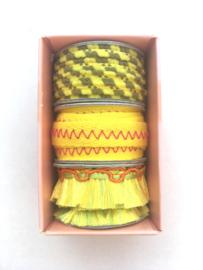Lint - combinatie van geel - 3x1 meter