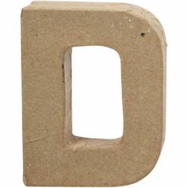 Letter D - 10 cm
