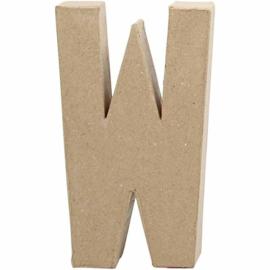 Letter W - 20 cm
