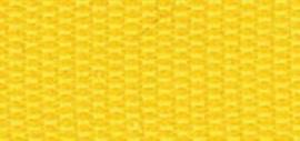Lint - taft - geel - 15mm - 10 meter