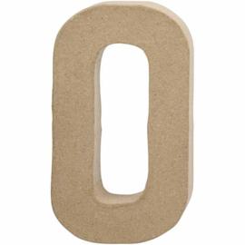 Letter O - 20 cm