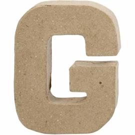 Letter G - 10 cm