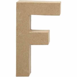 Letter F - 20 cm