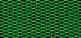 Lint - taft - donkergroen - 15mm - 10 meter