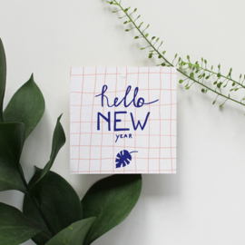 GIFTLABEL - C1 EXTRA - HELLO NEW YEAR