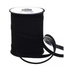 Krullint Velvet zwart (5m)