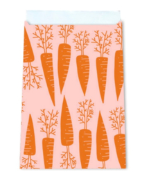 Cadeauzakjes L worteltjes (5st)